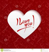 i love you valentine heart images