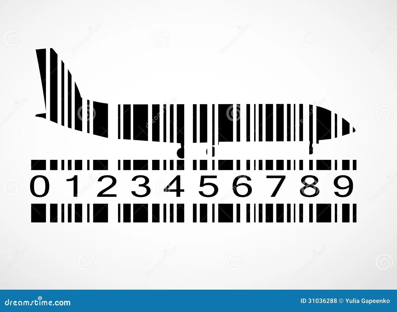 Illustrazione Di Vettore Di Immagine Dell Aeroplano Del