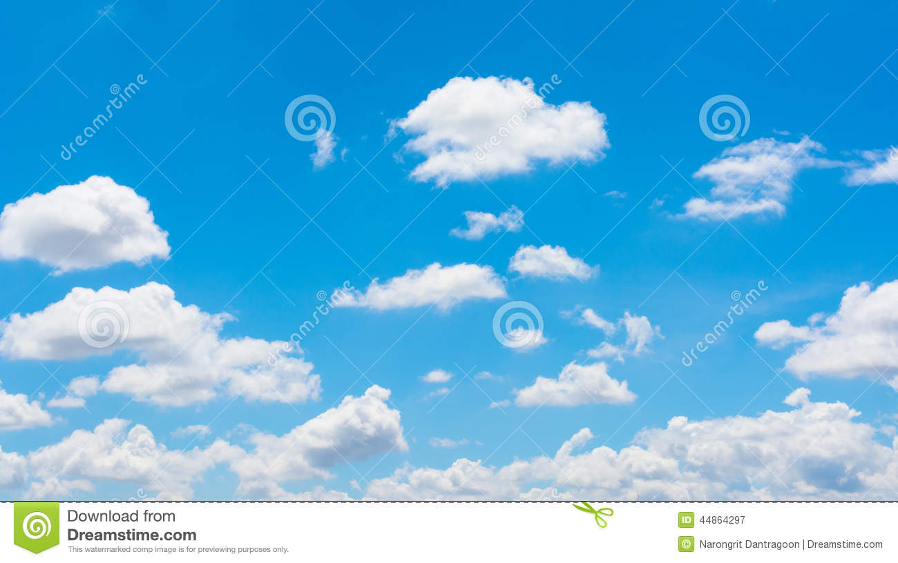 Image Of Clear Sky On Day Time Stock Image