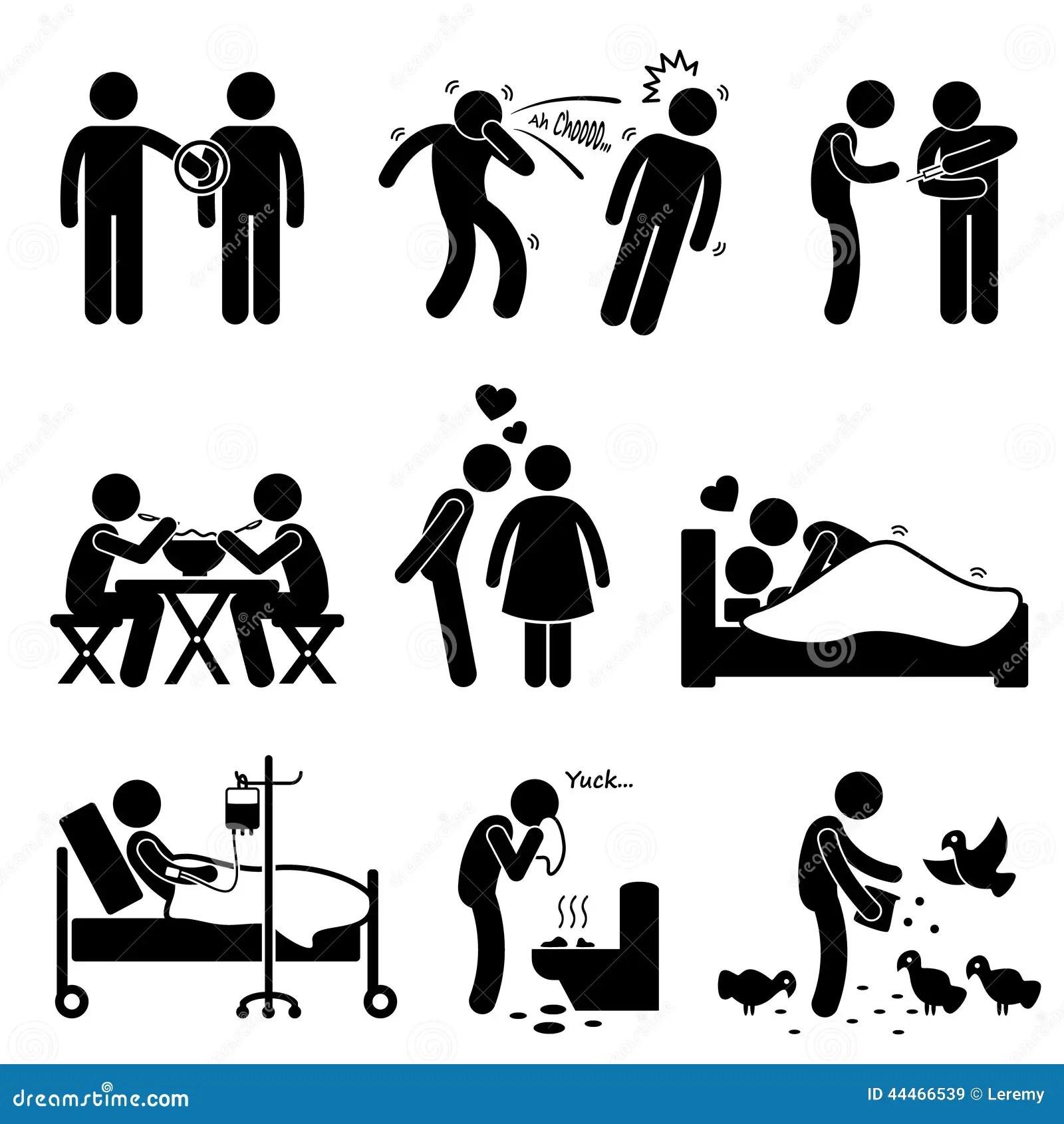 Infections De Transmission Des Mala S De Diffusion De