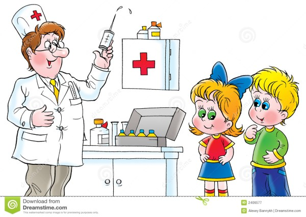 Inoculation stock illustration Illustration of employment