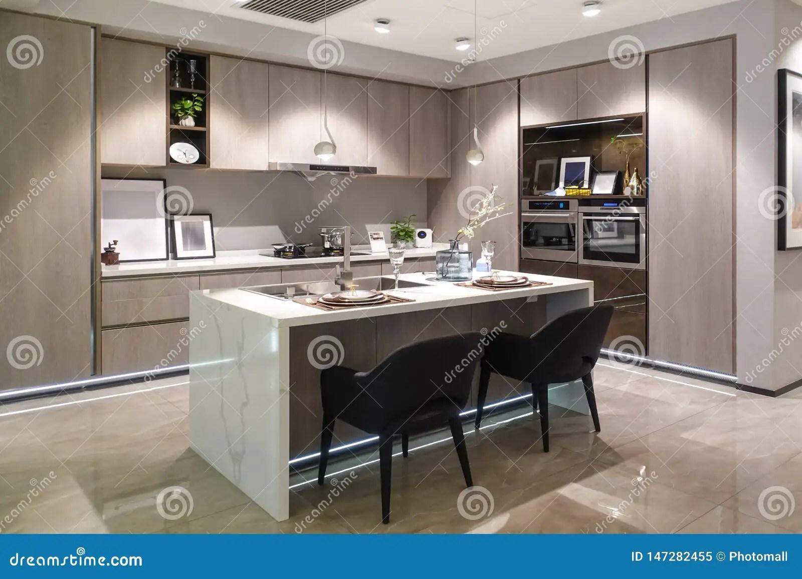 maison moderne de luxe de salle