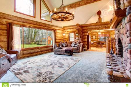 Casa de madeira estilo americana foto casa estilo Casas americanas interior