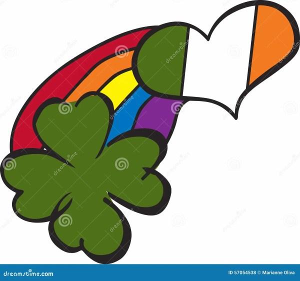 Ireland Symbols Stock Photo - Image: 57054538