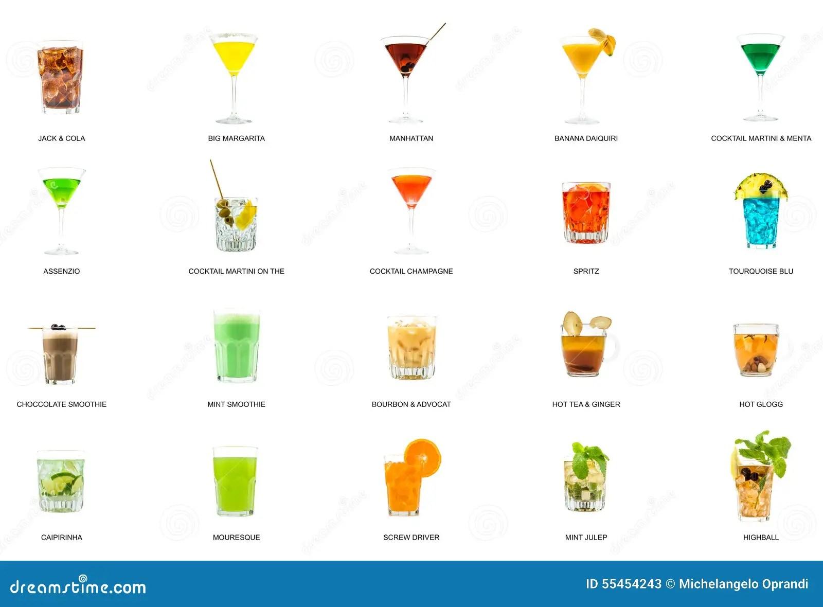 Irgendein Cocktail Stockbild Bild Von Kosmopolitisch