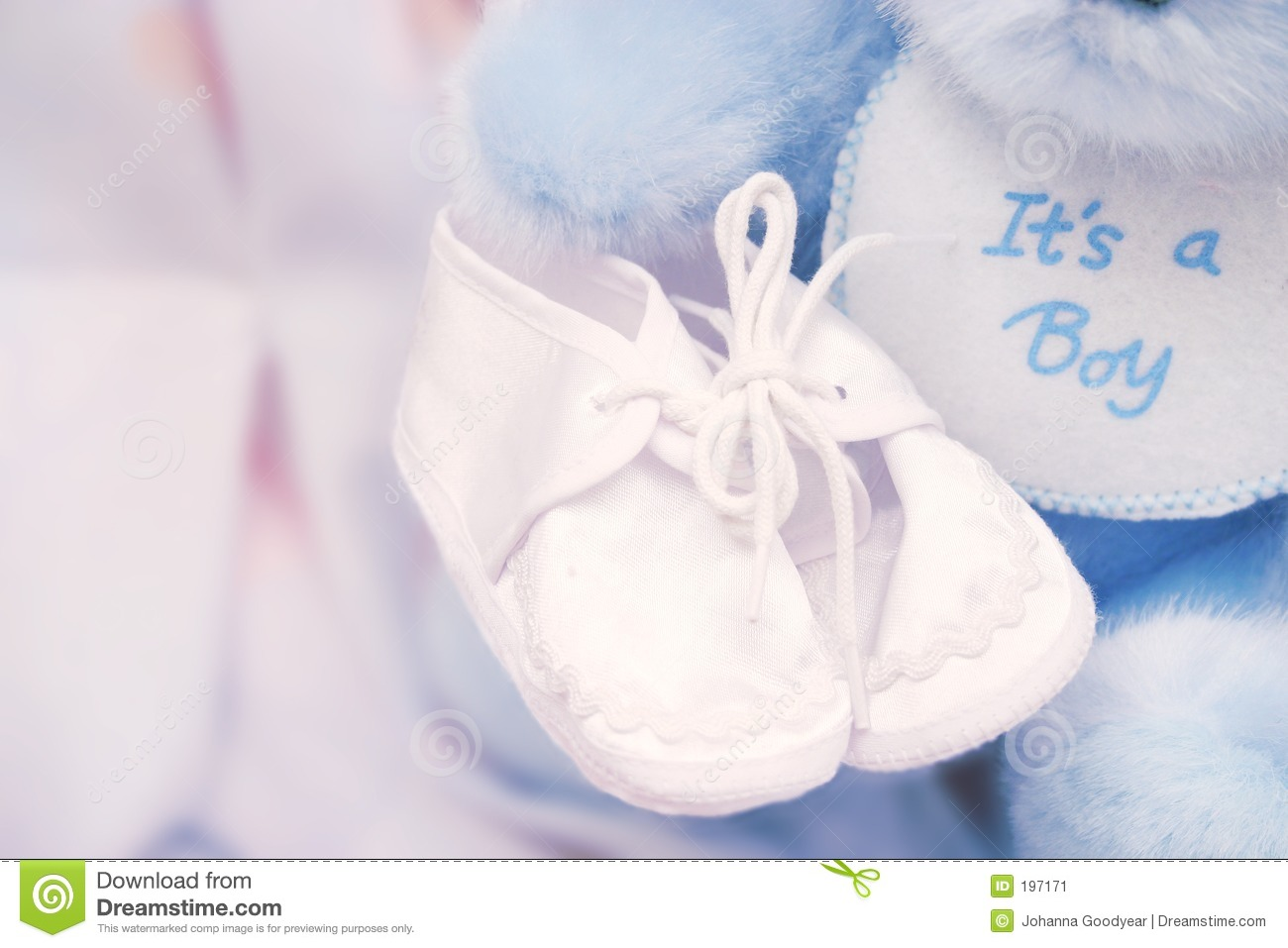 Its A Boy Stock Image Image 197171