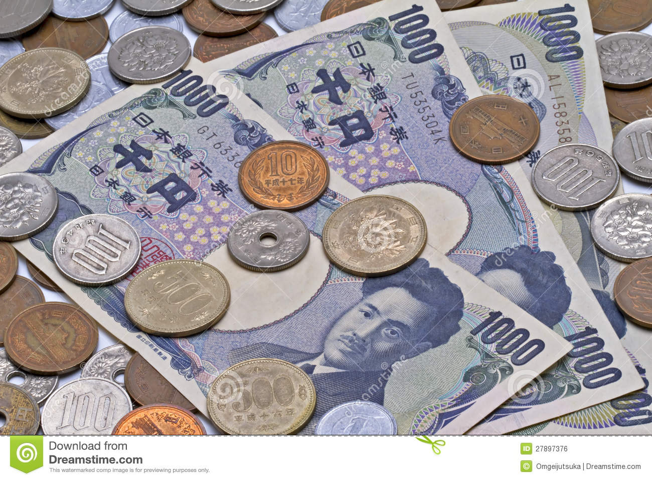 Japanese Currency Stock Photo Image Of Currency Rate