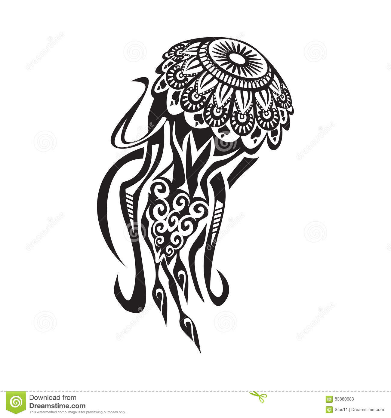 Jellyfish Cartoons Illustrations Amp Vector Stock Images