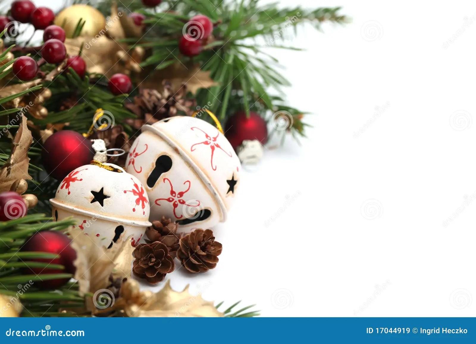 Jingle Bell Christmas Ornaments