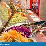 Interior Of Fast Food Take Out Restaurant In A Mall Editorial Photography Image Of Restaurant Commercial 136958222