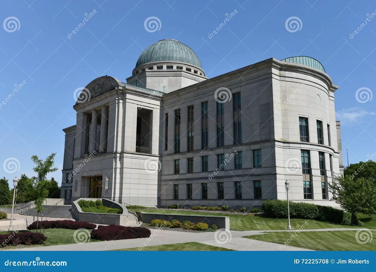 Judicial Branch Building Editorial Stock Photo Image Of
