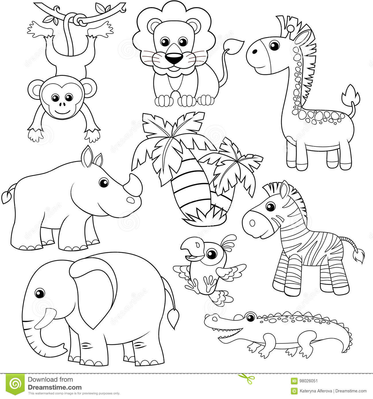 Label The Elephant Worksheet
