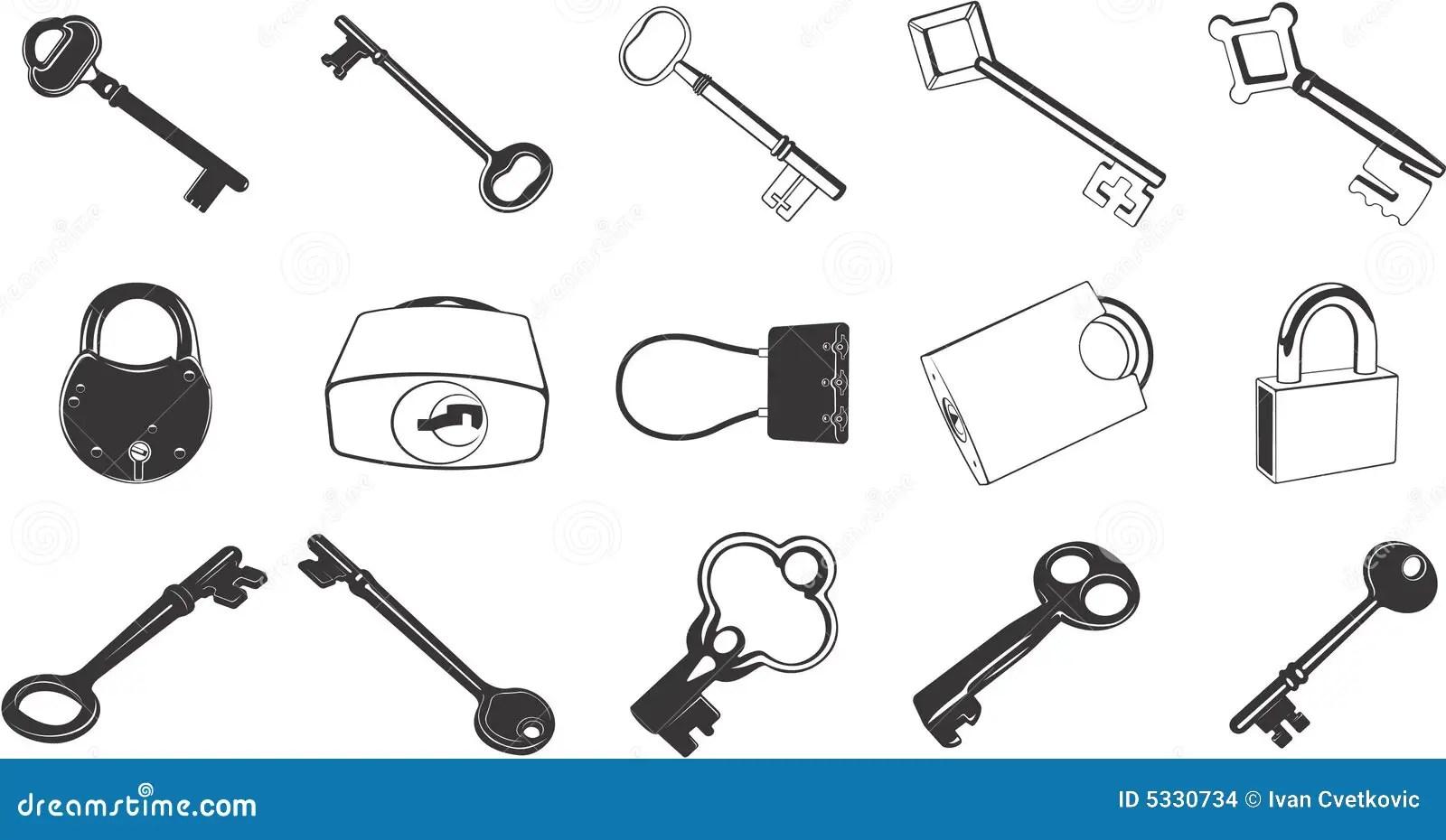 a more key
