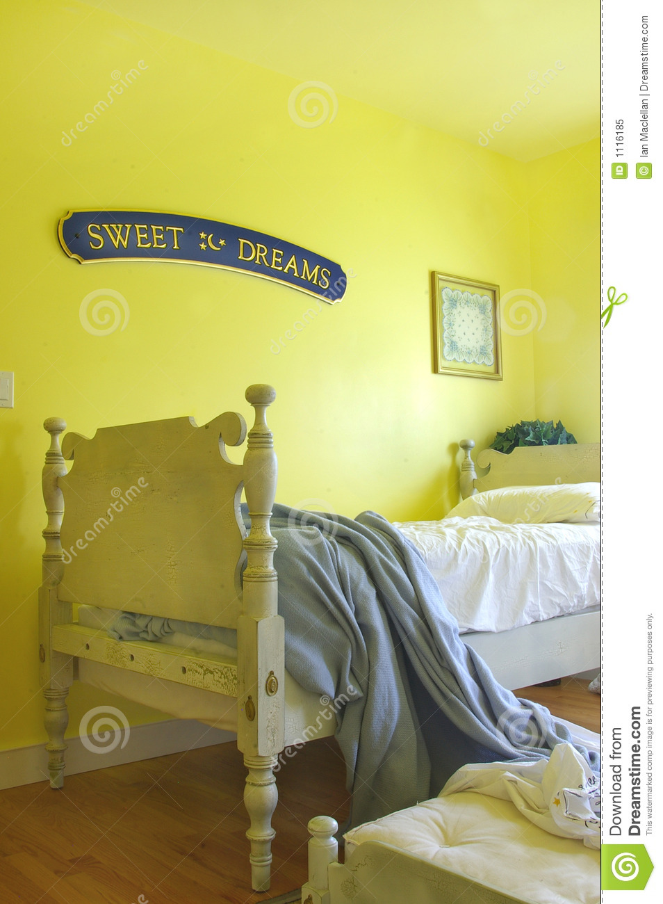 Kids Bedroom Royalty Free Stock Photo Image 1116185