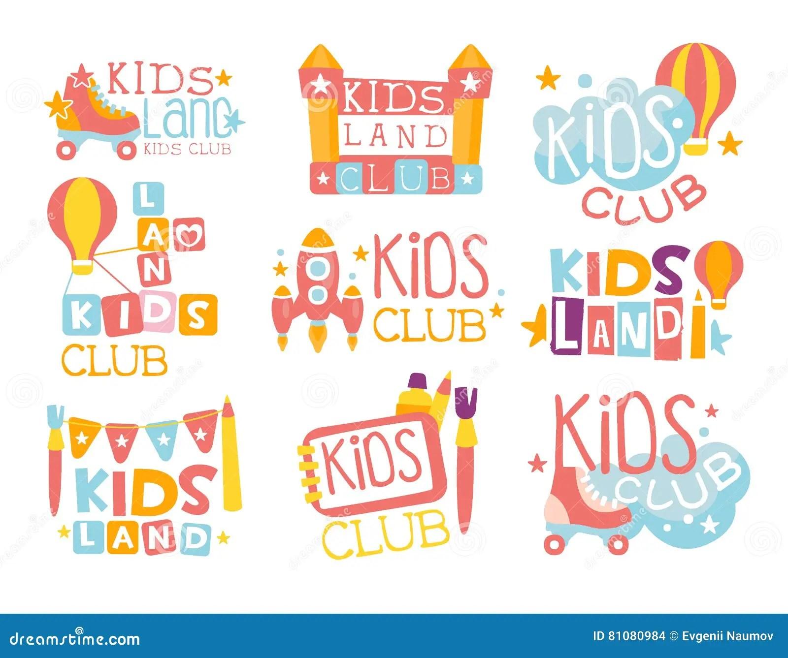 Kids Land Playground And Entertainment Club Set Of