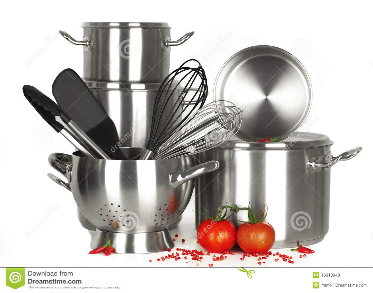 Kitchen Tools Stock Photo Image Of Equipment Image