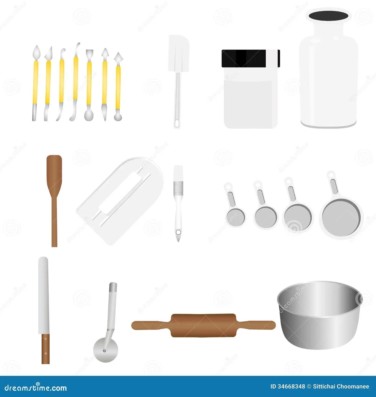 Kitchen Tools Royalty Free Stock Photos