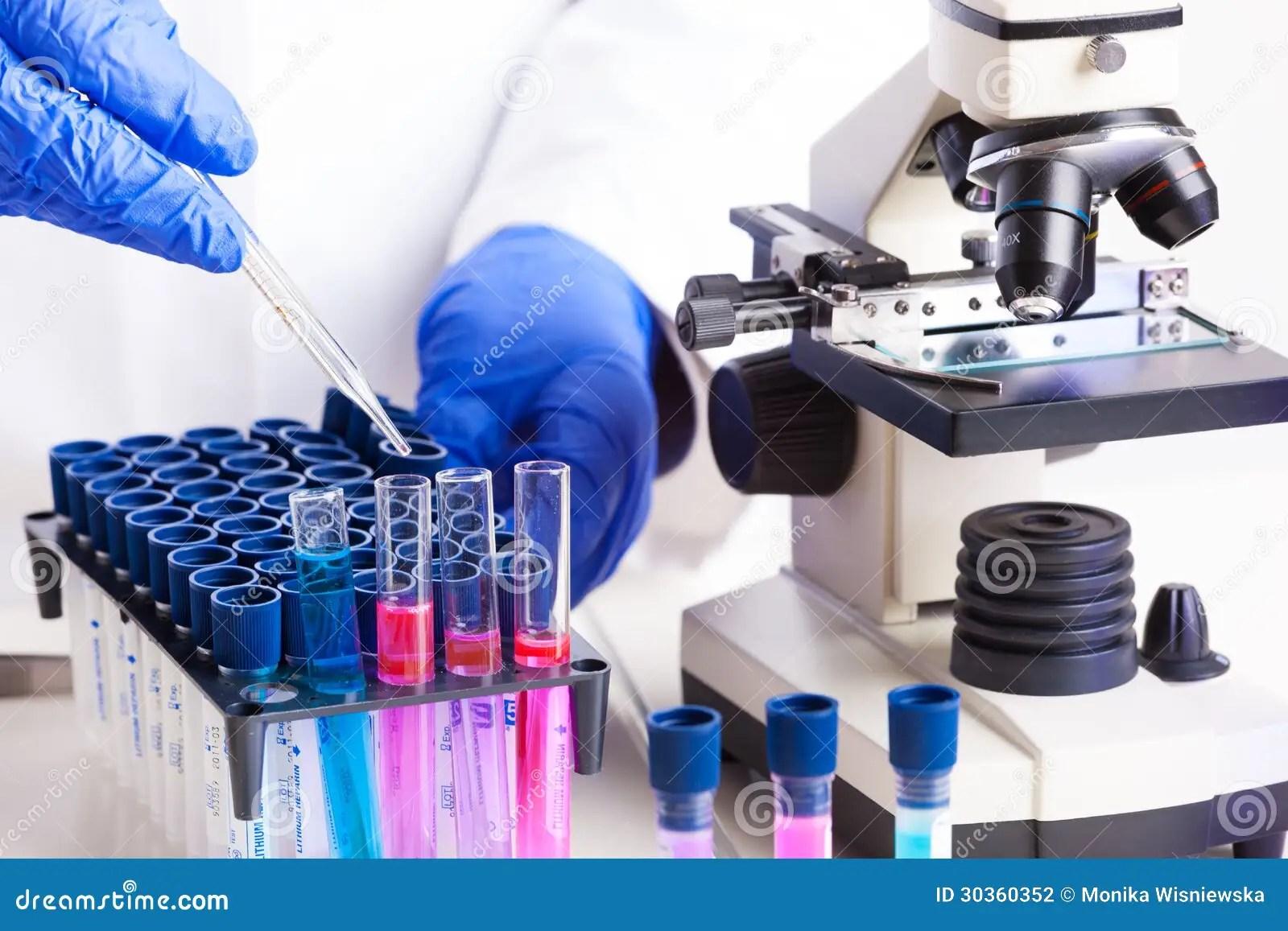 Laboratory Equipment Stock Photography