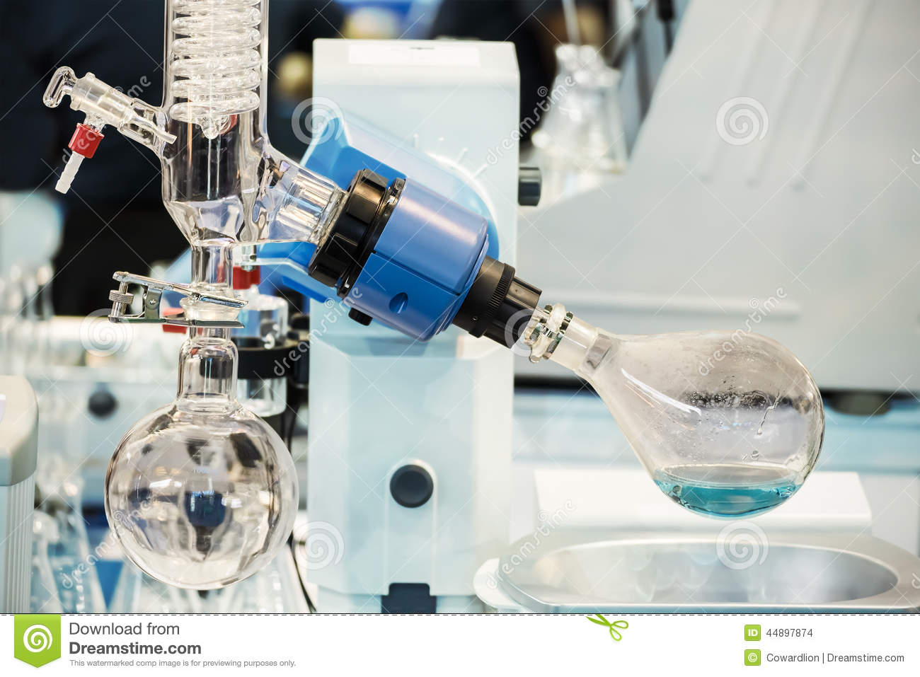 Laboratory Equipment Stock Photo Image Of Liquidysis