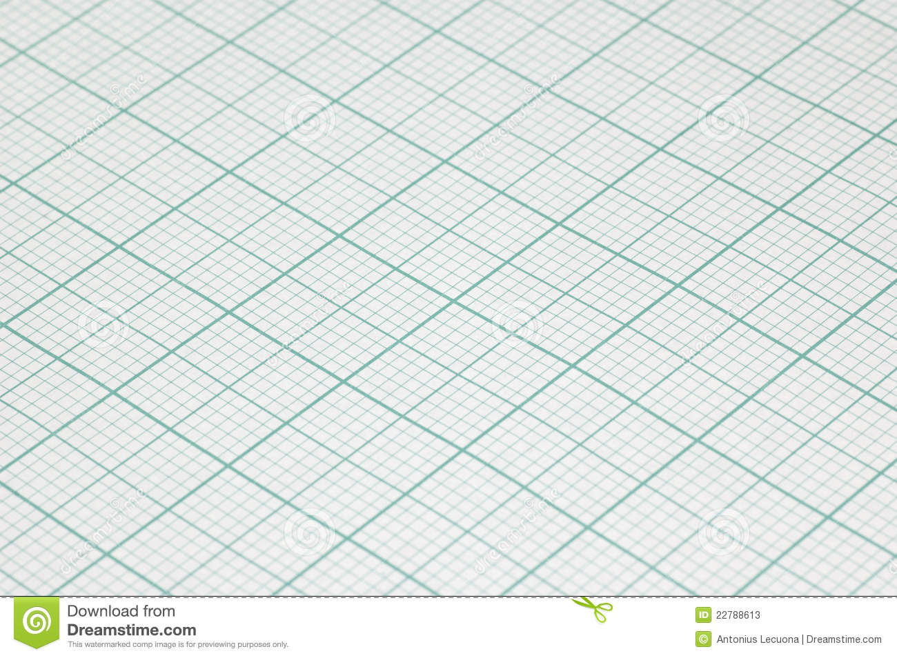 Large Sheet Graph Paper Stock Image Image Of Parallel
