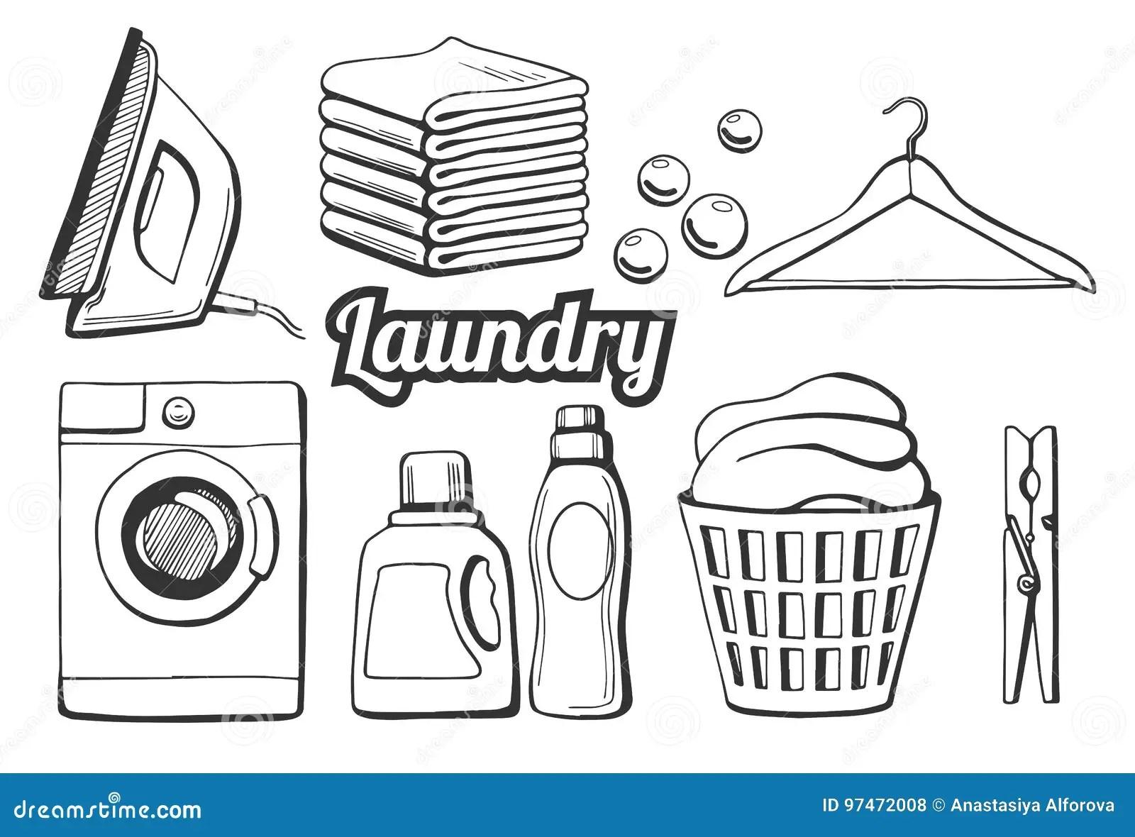 Laundry Symbol