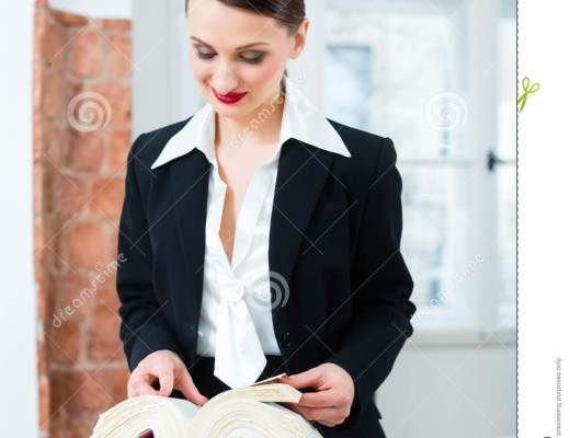 Lawyer In Office Reading Law Book Royalty Free Stock Images Image 33399519