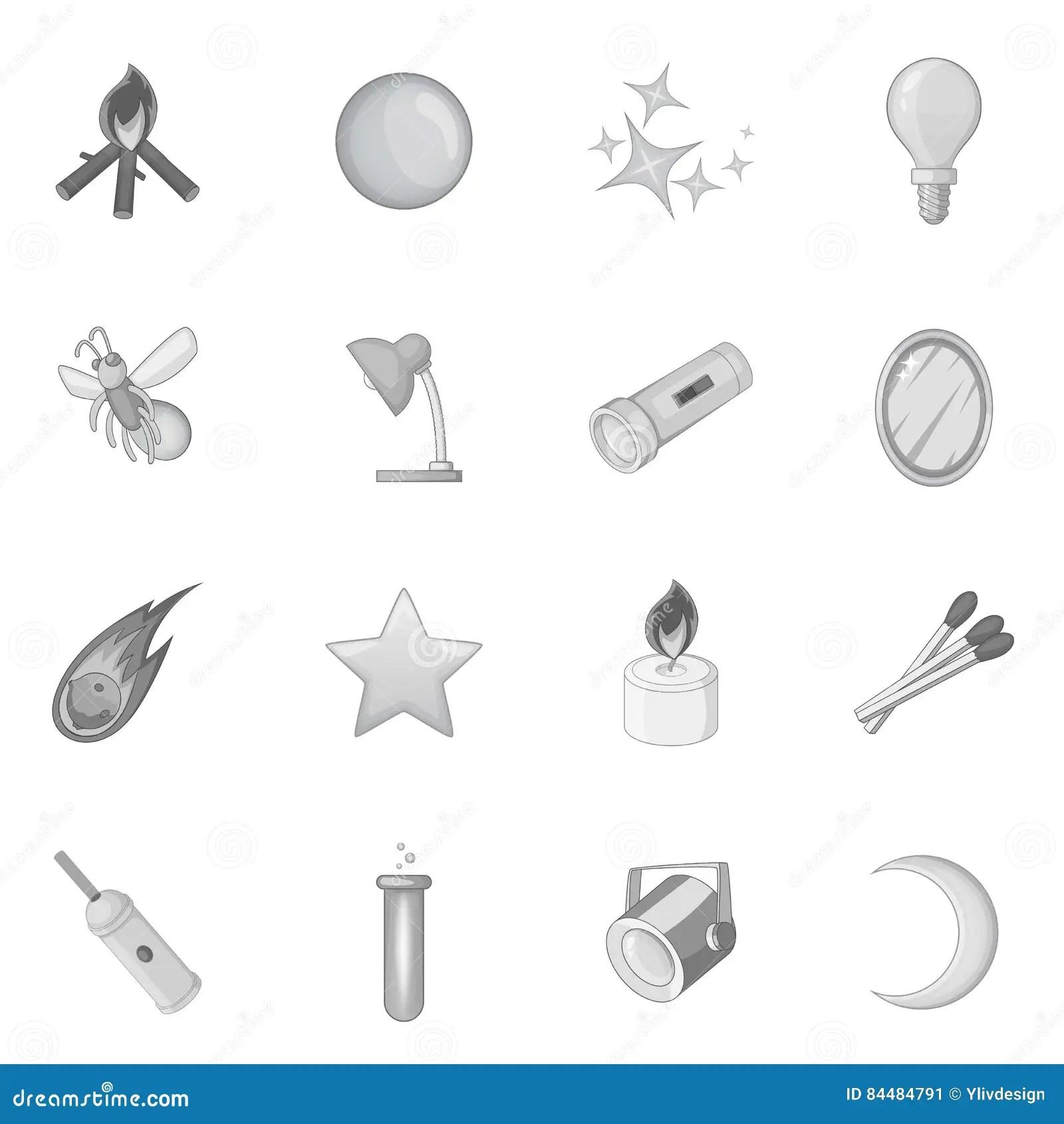 Le Fonti Luminose Le Icone Hanno Messo Stile