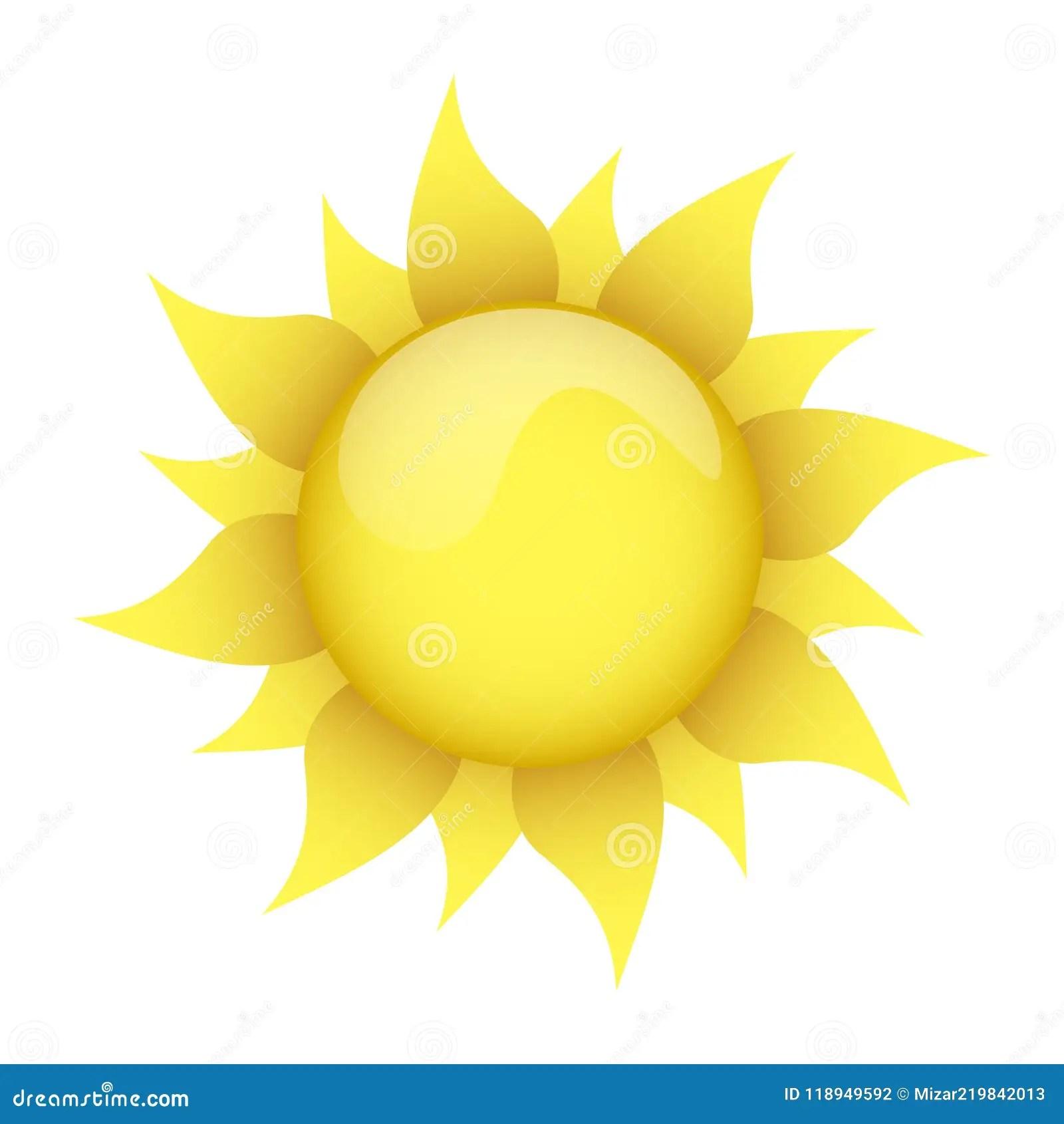https fr dreamstime com soleil jaune fond blanc image118949592