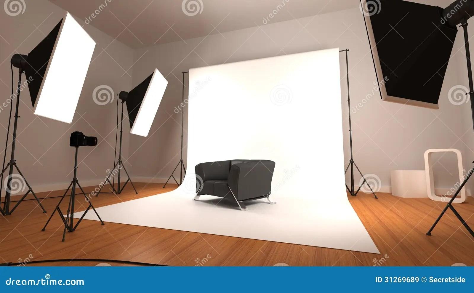 Camera Studio Lights
