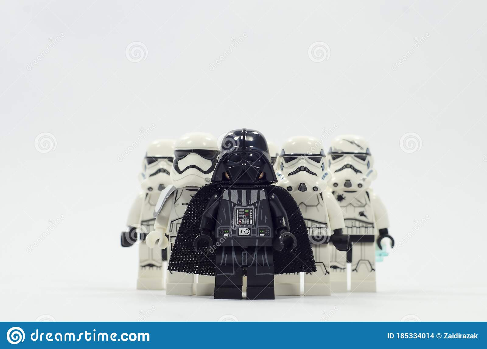 Lego Starwars Darth Vader And Clone Storm Trooper Army Editorial Stock Image Image Of Lego Action 185334014