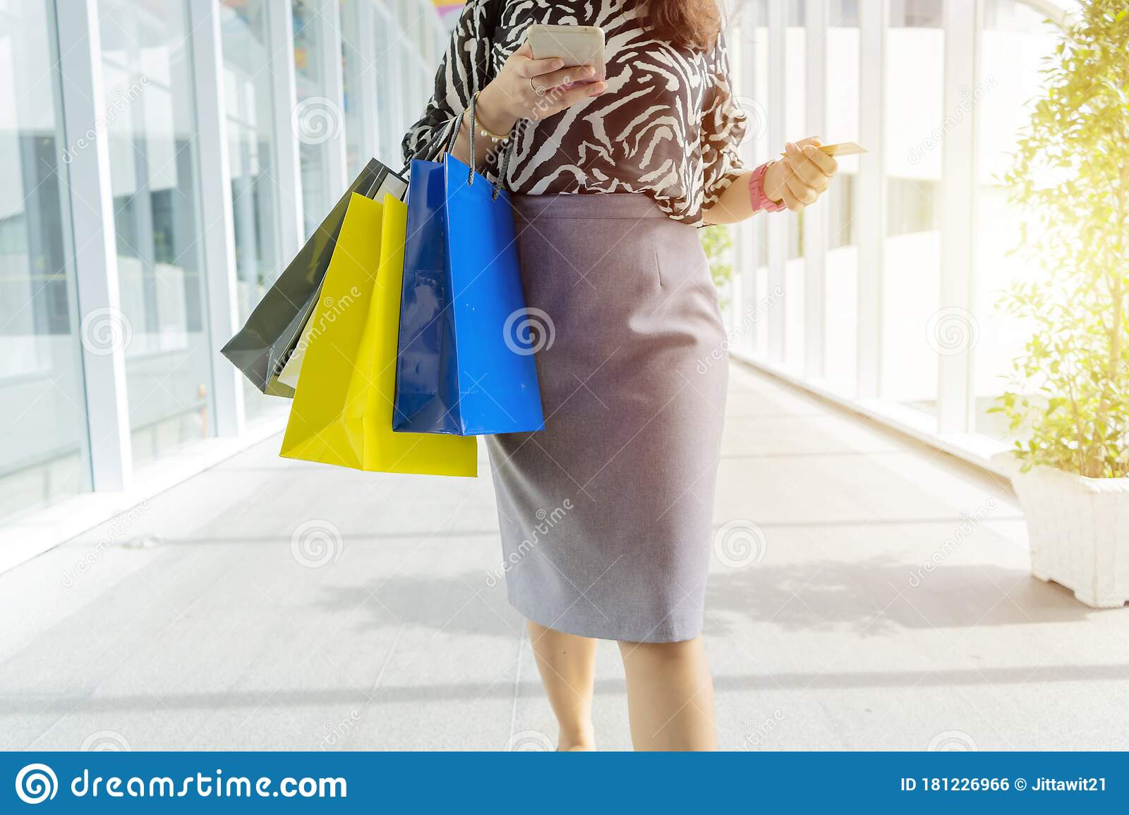 Let S Go Shopping Comcept Stock Photo Image Of Lifestyle