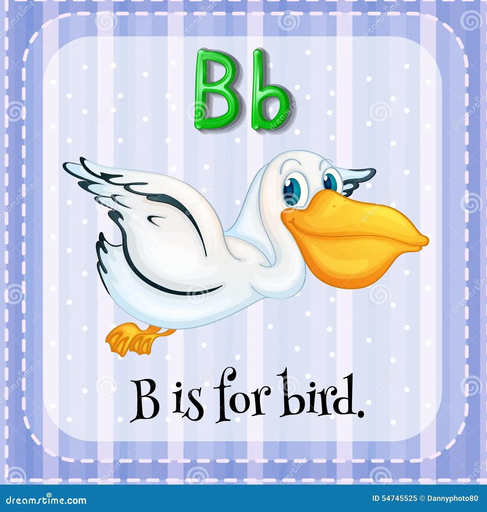 Letter B Stock Vector