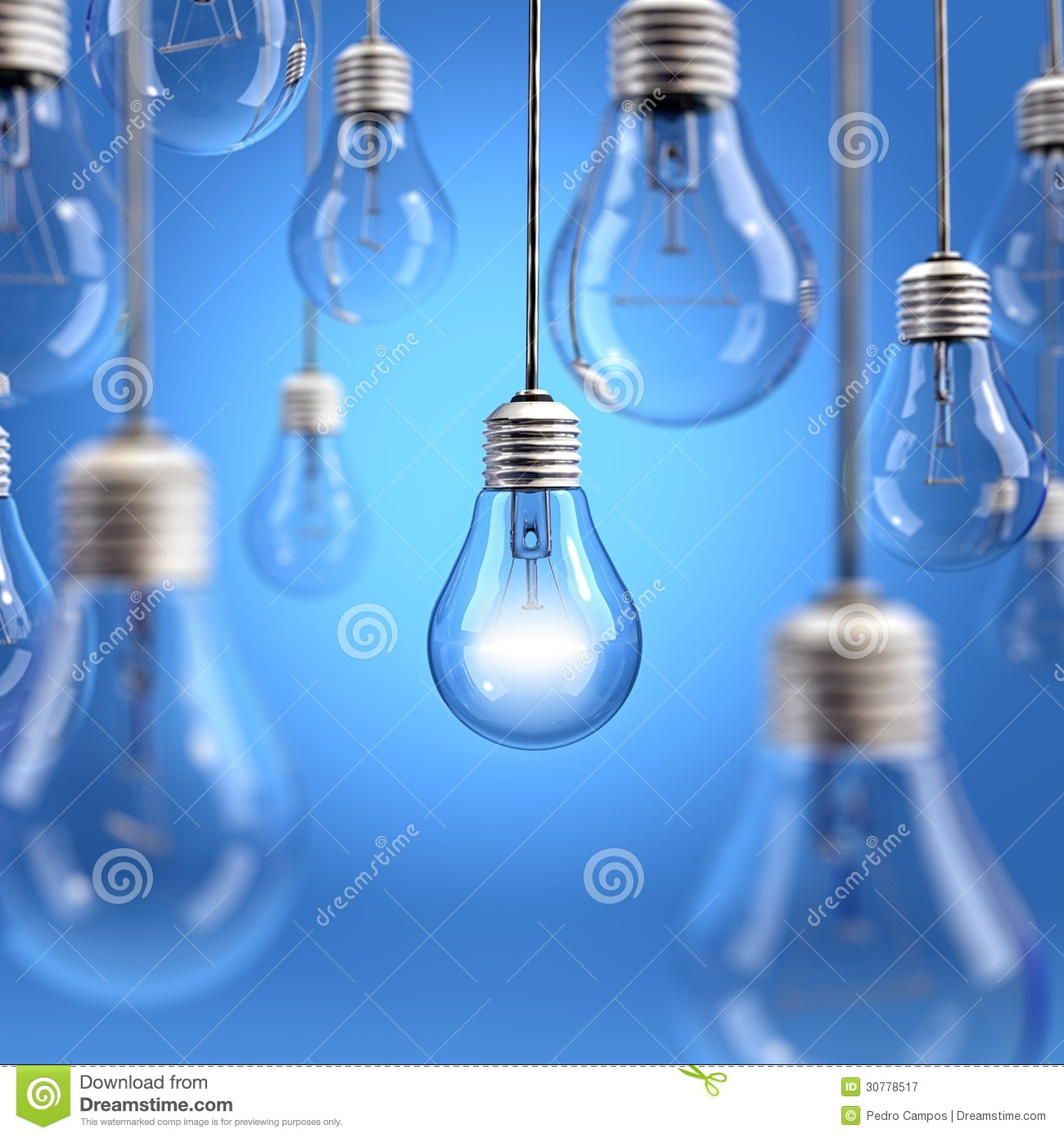 Blue Max Light Bulbs