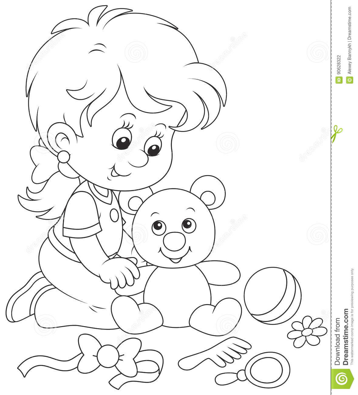 Clipart Teddy Bear