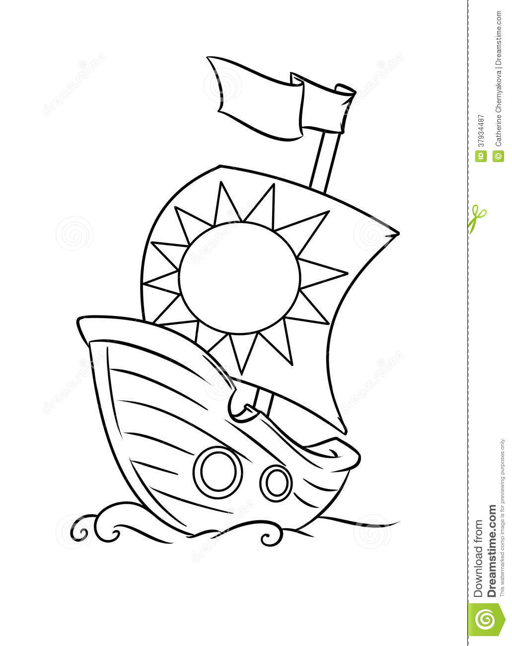Throne Chair Coloring Page Sketch Coloring Page