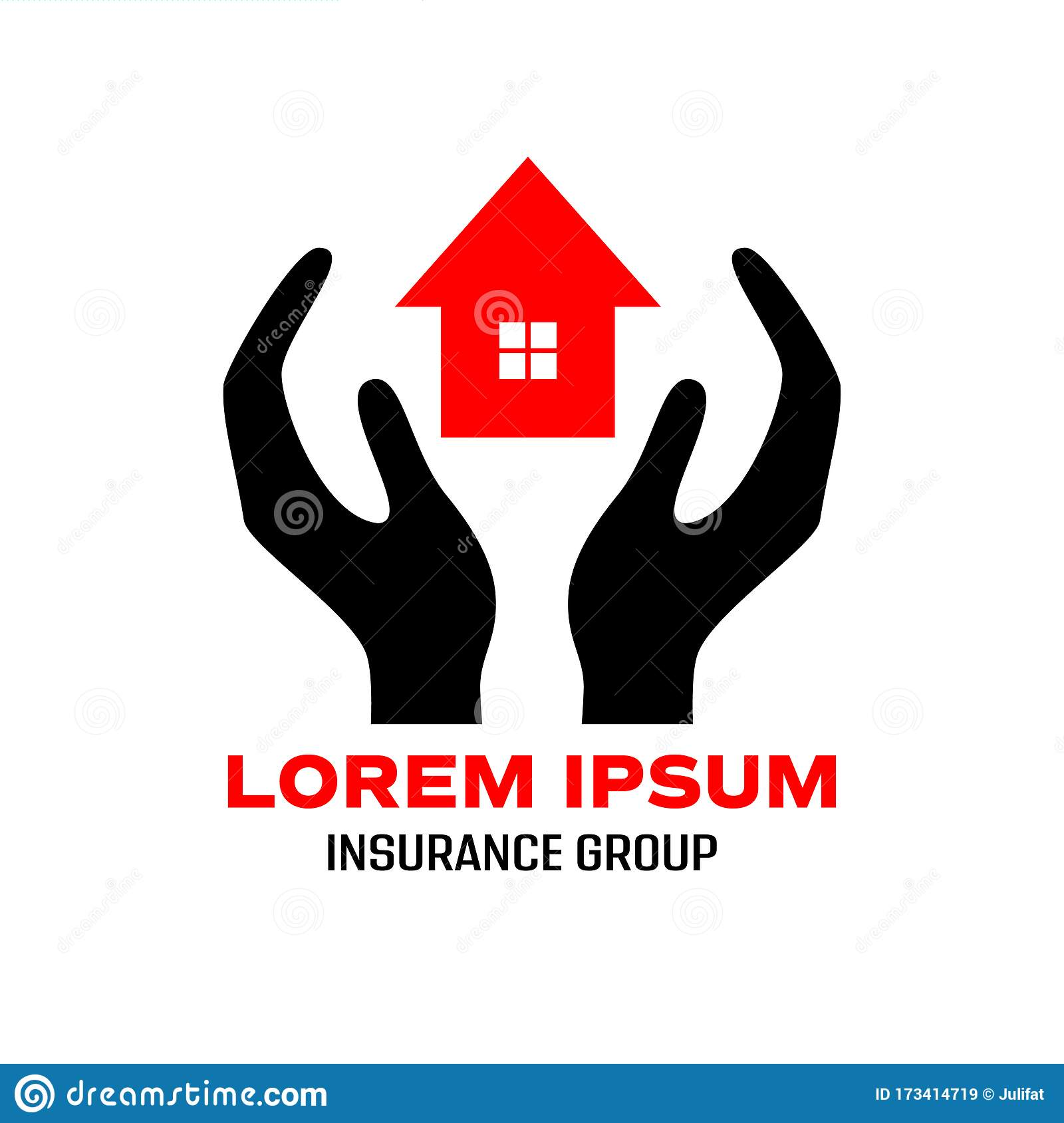 Here are a few examples: Logo For Insurance Business Business Idea Concept Vector Emblem Vector Illustration Abstract Logo Icon Design Template Modern Stock Vector Illustration Of Assurance Health 173414719