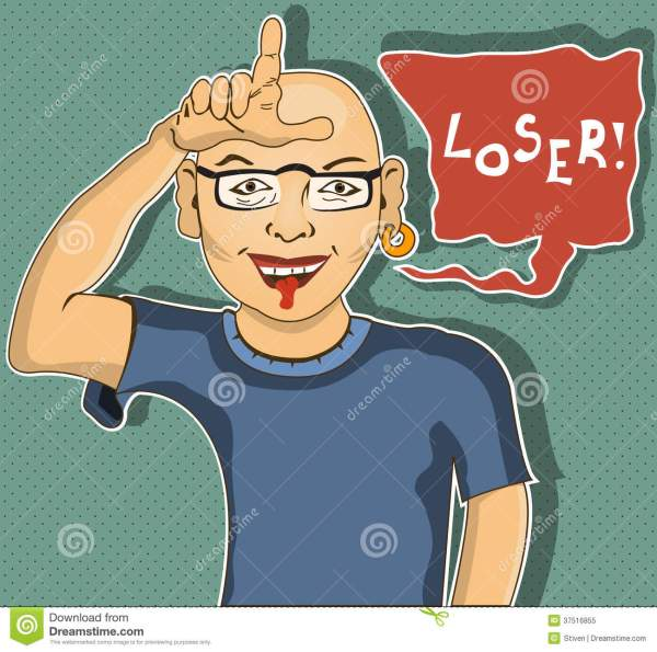 Loser Royalty Free Stock Photo - Image: 37516855