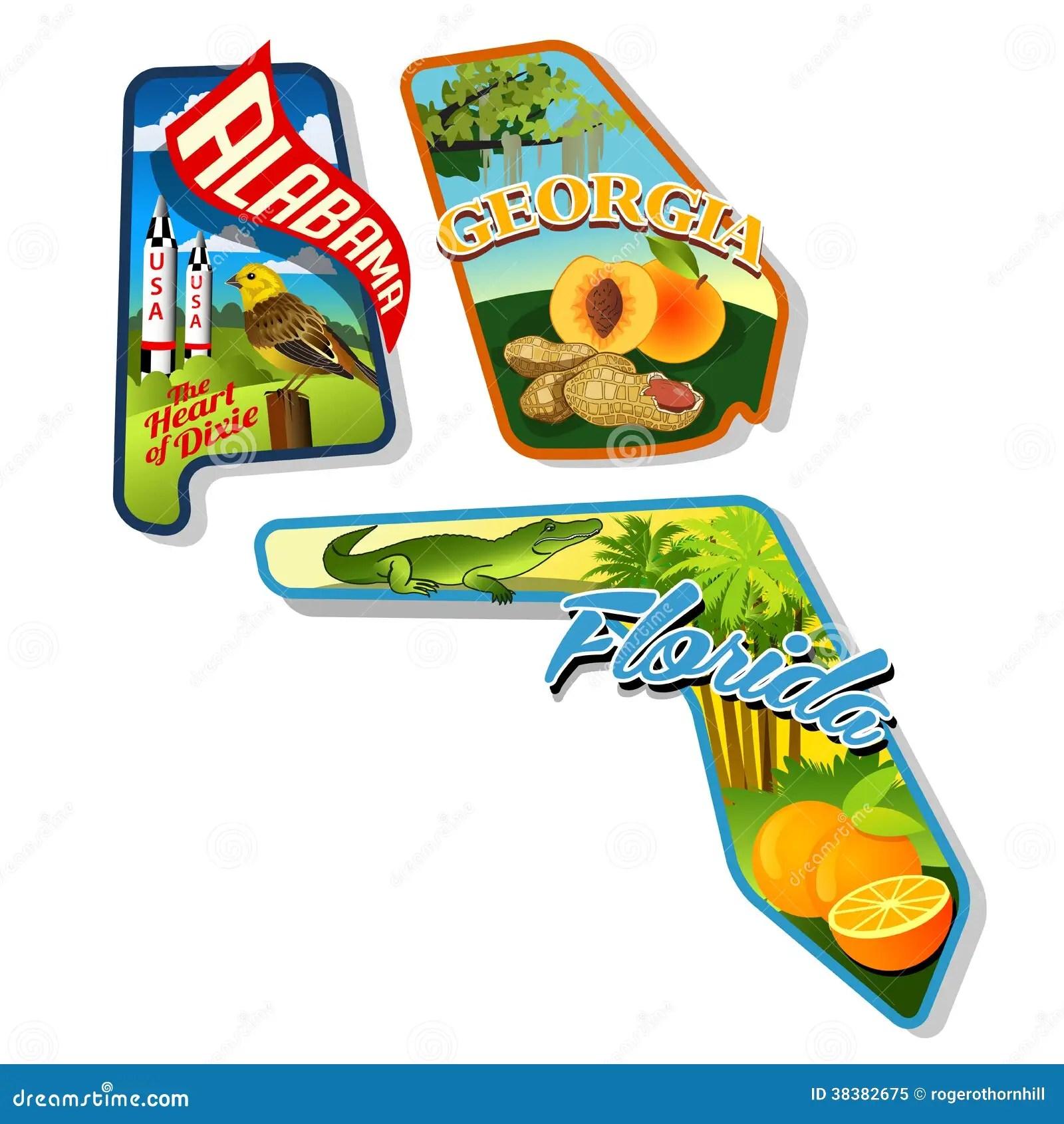 Tropical Island Cartoon Road