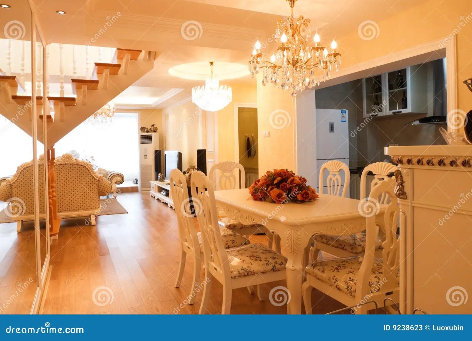 Luxury Expensive House Interior Stock Image Image 9238623
