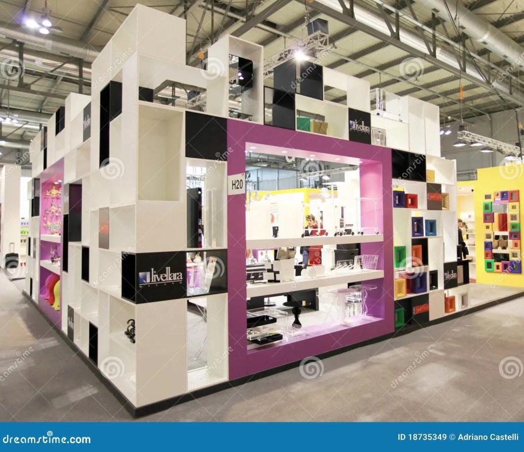 Macef International Home Show Exhibition 2017 Editorial Stock