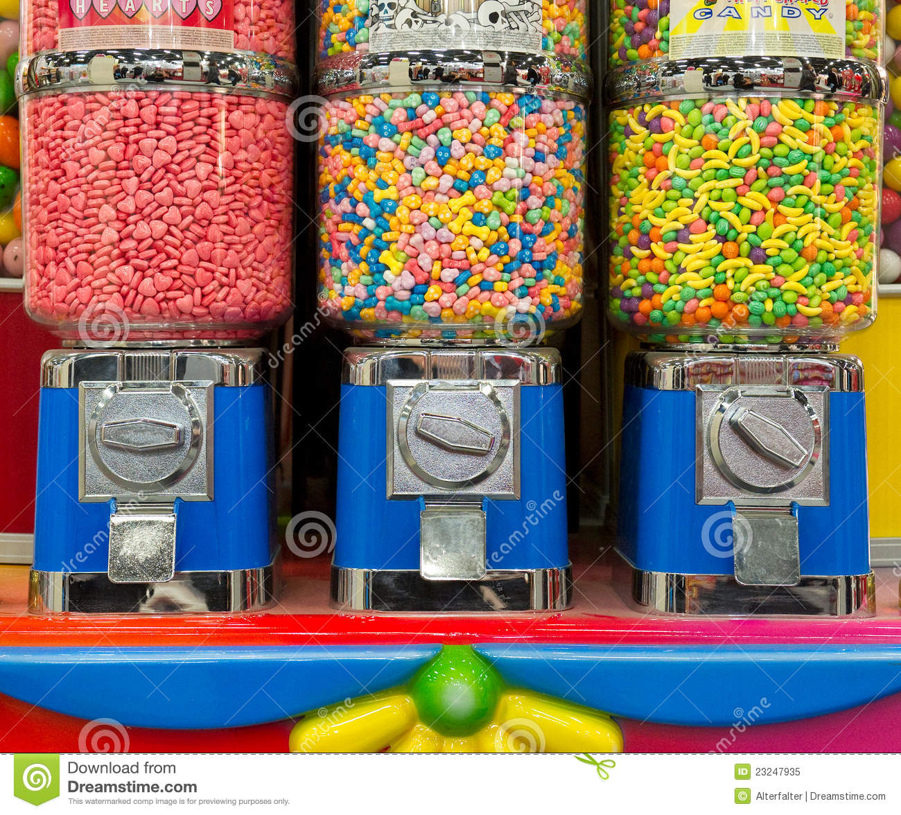 Machine De Bubble Gum Image Stock Image Du Sucrerie