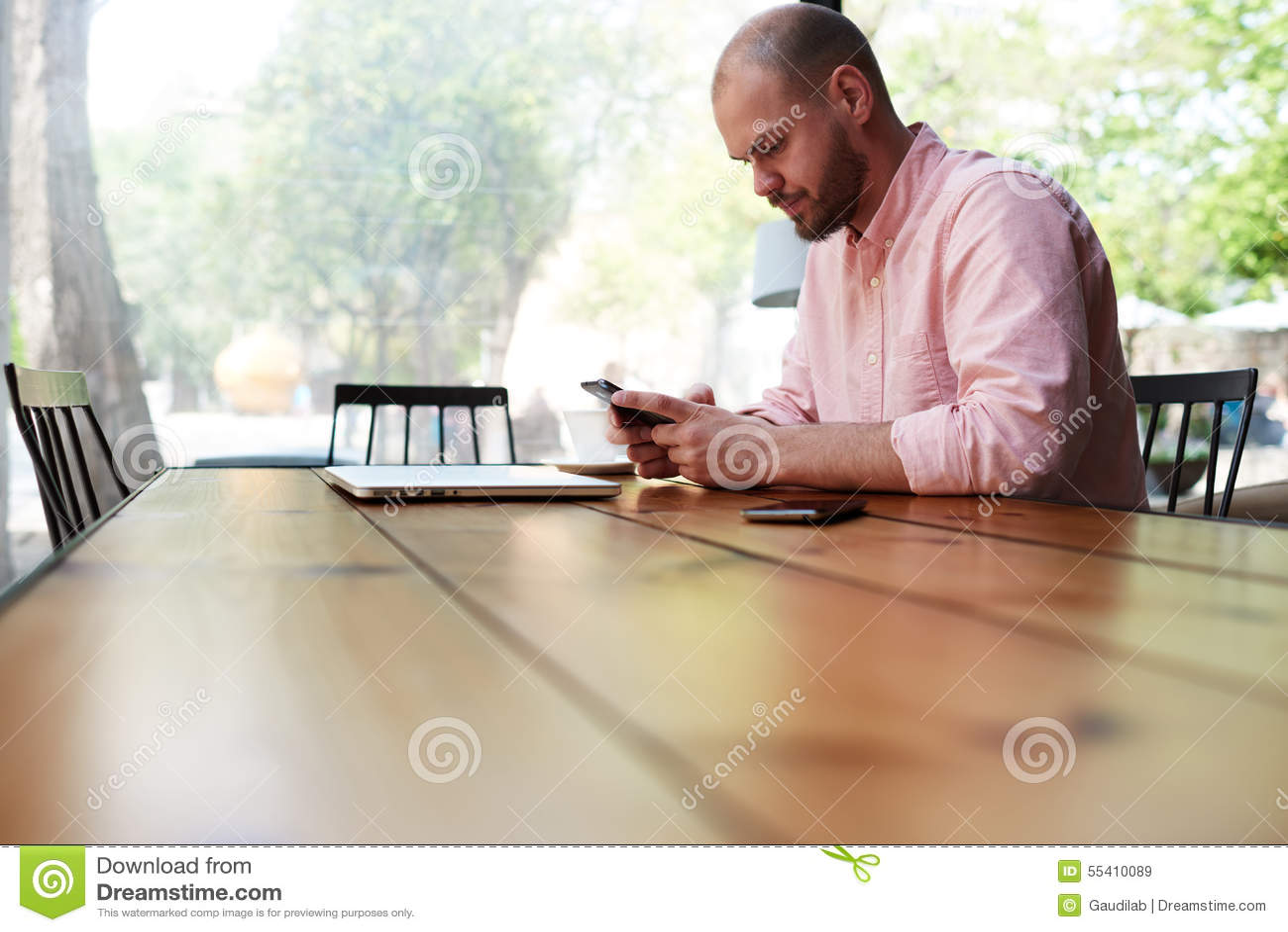Wooden Office Large Desk