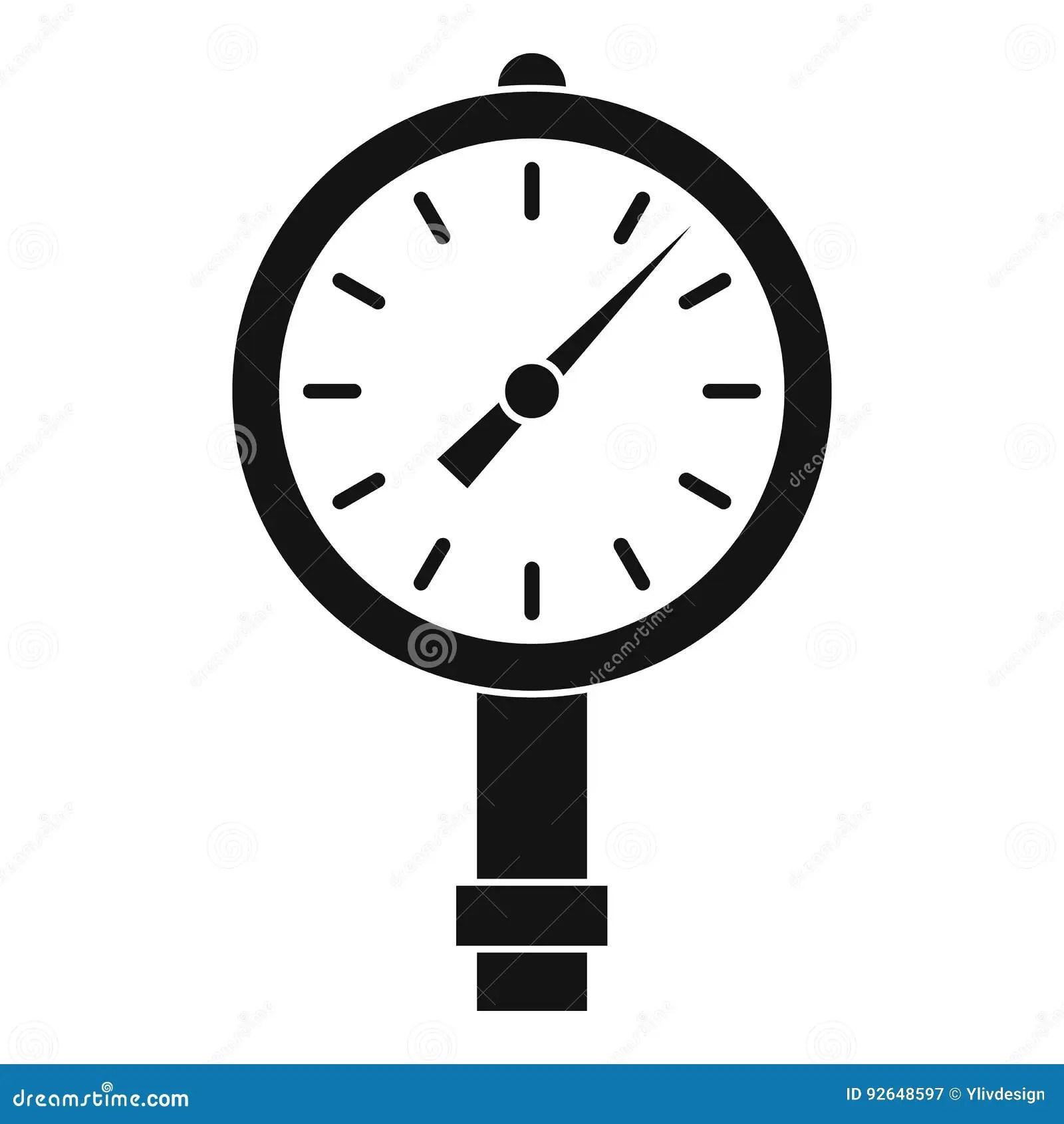 Manometer Schematic Symbol