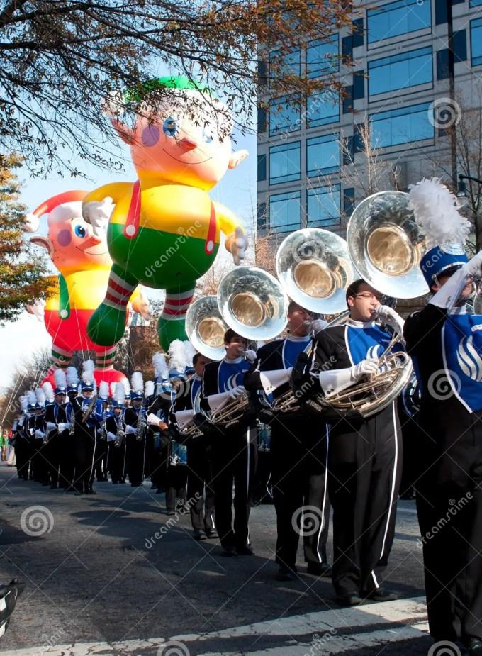 Downtown Atlanta Christmas Parade   Christmaswalls.co