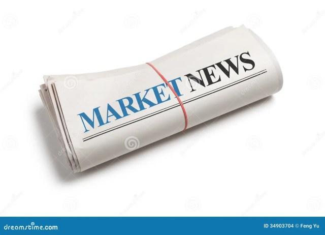 Image result for market news