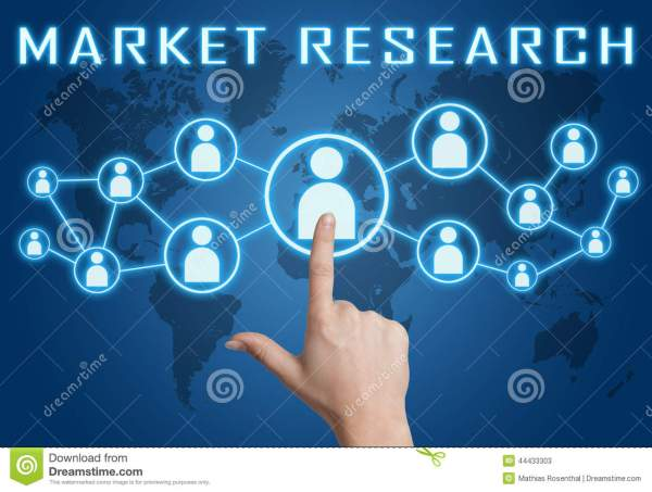 Market Research Stock Photo - Image: 44433303