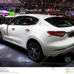 Maserati Levante Suv Photo Editorial Image Du Levante 68377596