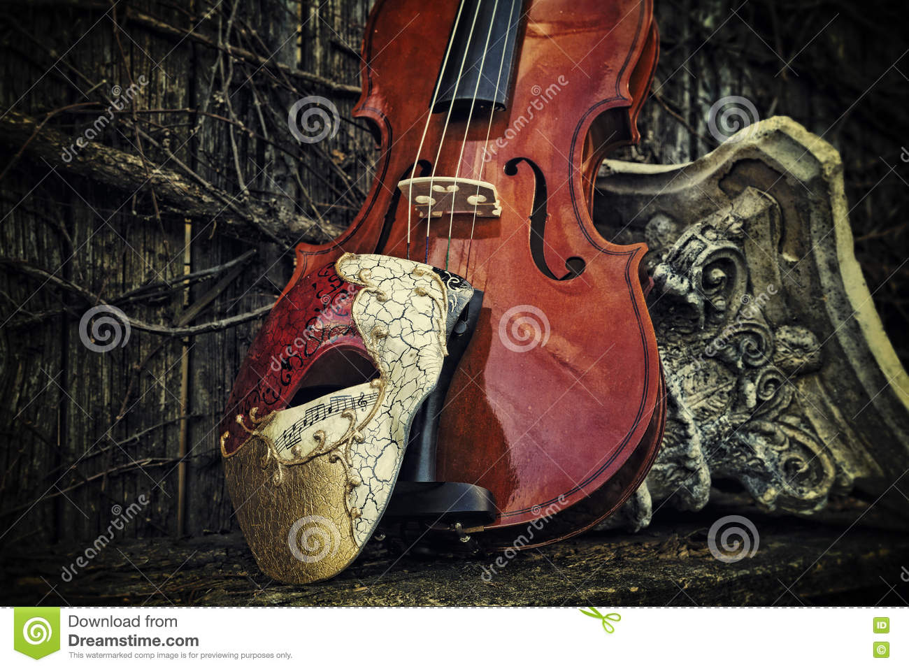 Phantom Opera Violin Notes