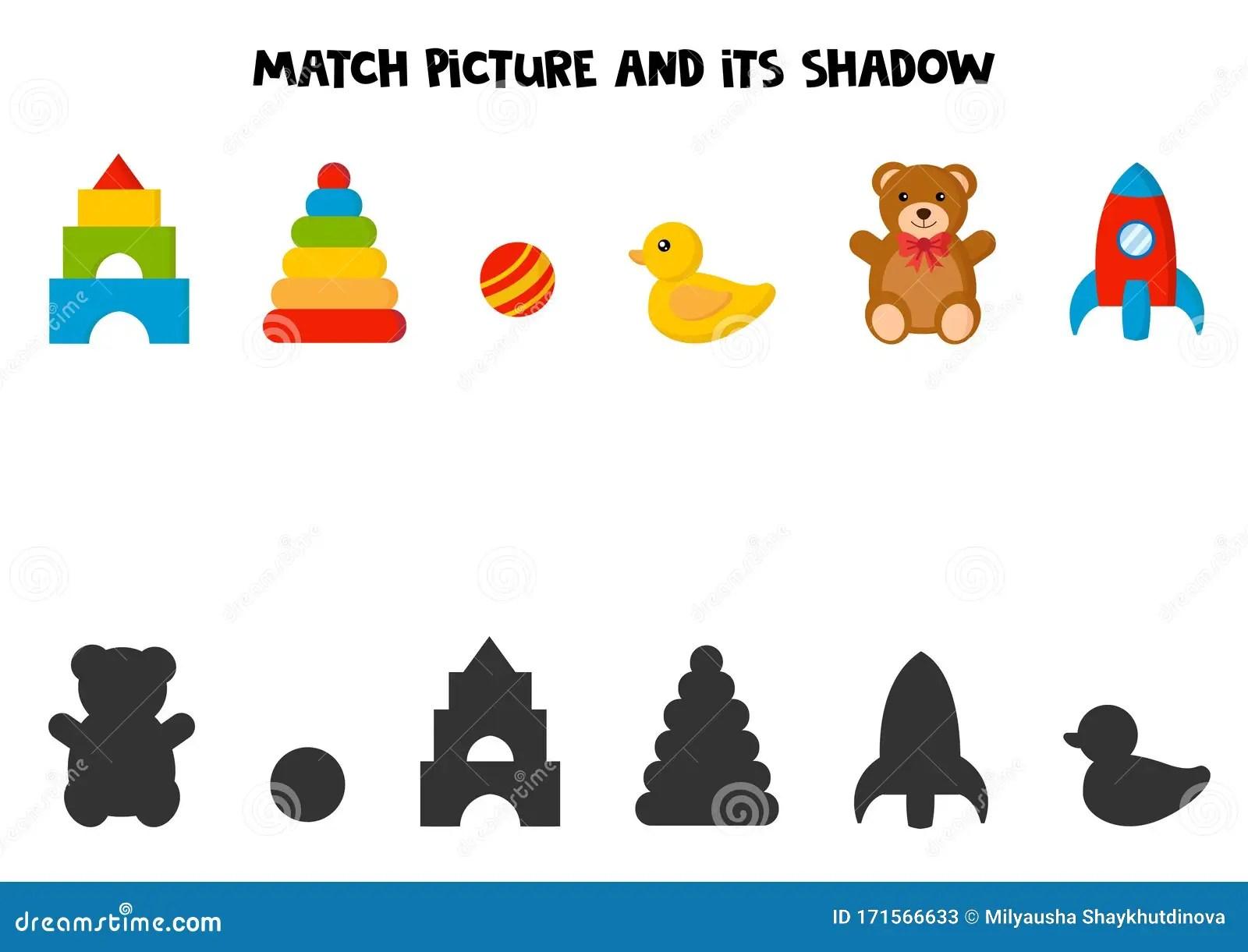 Match Shadow