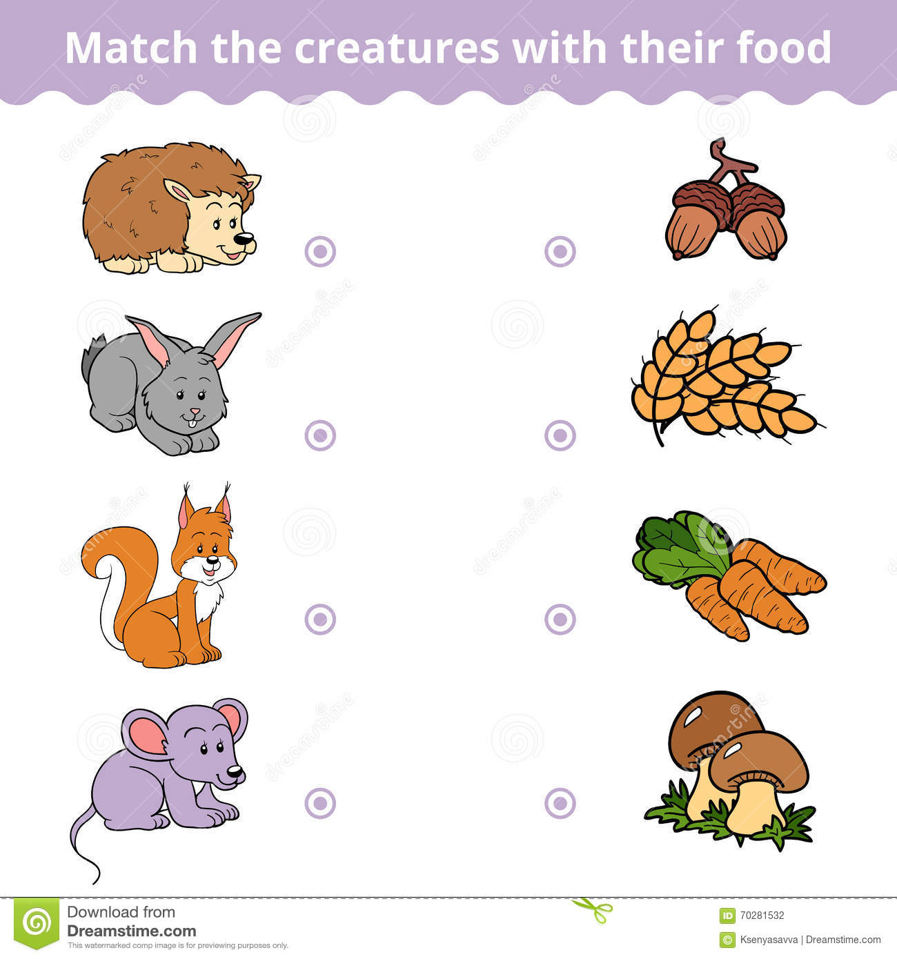 Feed Rabbit Worksheet
